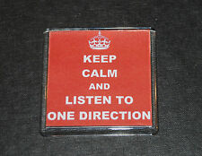 KEEP CALM & LISTEN TO ONE DIRECTION - PRESENT - GIFT - Harry Styles - X Factor