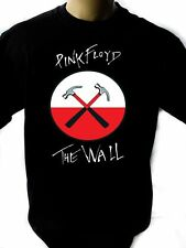 Pink Floyd The Wall 01 Black New T-Shirt Fruit of the Loom ALL SIZES