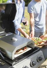 Firebox Pizza Oven Outdoor Portable Oven Stone Baked Gas Grill Pizza Oven BBQ