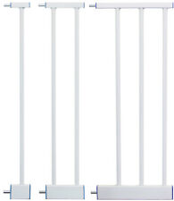 Extensions MEGANE   3 dimensions   WHITE for children safety gates stair gates