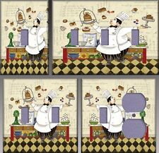 Chef Pastry Wall Decor Light Switch Plate Cover