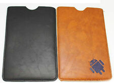 """New Leather Case Sleeve Pouch Accessory for Asus Google Nexus 7""""inch Tablet PC"""