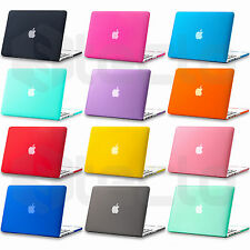 Rubberized Case for MacBook Pro 13 RETINA Display A1502 A1425 Matte Cover 13.3""