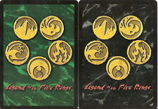 Various L5R Cards - Anvil of Despair 3- Pick card from list Legend of Five Rings
