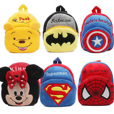 New Kids' Bag Child Boy Girl Cartoon Animal Schoolbag Preschool Backpack Bags