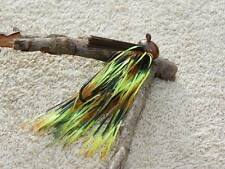 McBASSIN CUSTOM LURES WEEDLESS PRO FOOTBALL JIG - MISSOURI CRAW