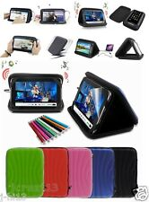 "Speaker Leather Case Cover+Gift For 7.85"" Realpad AARP Android Tablet GB5"