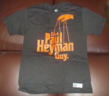 Paul Heyman Guy Pulling the Strings WWE Authentic New Mens T-Shirt