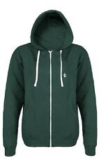 "Big and Tall Hoodie Zipper LT – XXXLT "" InspireOthers"" Green Fleece Sweatshirt"