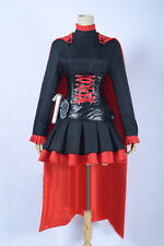 RWBY Ruby Cosplay Costumes Customized New Year Party Dress New