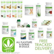 Herbalife FORMULA 1 Shake £22.28 ✔ Tea ✔ Protein ✔ Aloe ✔ Supplements ✔ Vitamins