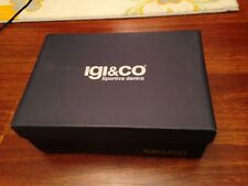 Igi&Co Chelsea Style Made in Italy Boots ! Brandnew with box. PERFECT  DarkBrown