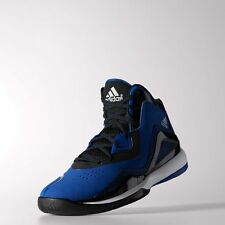 Men's Adidas Crazy Ghost 2014 Blue Athletic Sneaker Basketball Shoes S84449 8-13