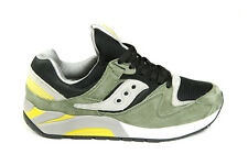 "Saucony Grid 9000 in Green/Black S70134-10 ""Spice Pack"" SZ 8-13 BNIB"