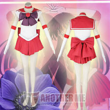 Another Me Sailor Moon Rei Hino Mars Fancy Dress Cosplay Costume Christmas Sale!