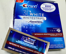 CREST3D PRO EFFECTS PROFESSIONAL TEETH WHITENING WHITESTRIPS 5,7,10,14,20 NEW