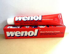 RED WENOL METAL POLISH CLEANER ALL FOR BRASS COPPER STAINLESS STEEL TUBE