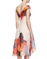 New LELA ROSE Metallilc Shimery Dress SOLD OUT on Net-a -Porter 4