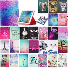 Hot Design PU Leather Stand Smart Cover Case For iPad Air 2 iPad 2 3 4 iPad Mini