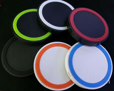 Qi Wireless Charger Power Pad For iPhone Nokia Nexus Samsung Note Galaxy S3 S4 A