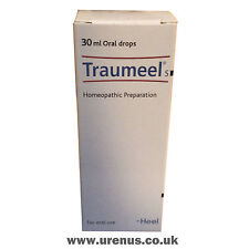 Heel Homeopathic Products/ Detox Kit Traumeel Vertigoheel Zeel Spacupreel Gripp