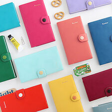 2015 New Weekly Planner, Journal Organizer Scheduler, Rainbow Diary by Livework