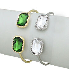 Sparkly jewelled bangles prom bridal jewellery for small wrists 304