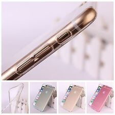 Ultra Thin 0.3mm Crystal Clear Silicone TPU Soft Cover Case For Apple iphone 6