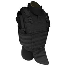 FLYYE US ARMY MODULAR TACTICAL VEST MTV MOLLE SYSTEM AIRSOFT CORDURA NYLON BLACK