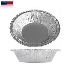 "5"" Handi-Foil Premium Aluminum Tart Pan HFA 306-25. Disposable Mini Pot Pie 8 oz"