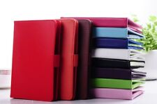 UNIVERSAL Leather Case Cover Flip Stand Android Tablet PC MID 7 8 9.7 10.1 INCH