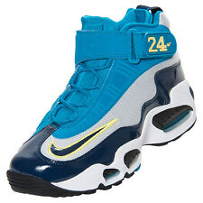Nike Air Griffey Max 1 Men's Training Shoes Platinum Navy Turquoise 354912 008