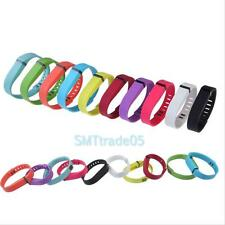 Hot Wireless Wristband Bracelet Replacement Large Band for Fitbit Flex B#S5