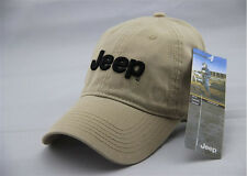 Fashion Unisex Jeep Outdoor Sports Baseball Cap Cotton Cap Golf Travel CA EF