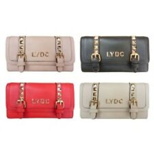 LYDC Stylish Buckle Design Purse Individually Boxed - available in 4 colours