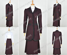 Who Is Doctor 8th Season Ninth Master Dark Water Female Costume Suits Well Made