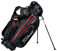 New 2015 Titleist StaDry WaterProof Stand Bag: Pick Your Color!