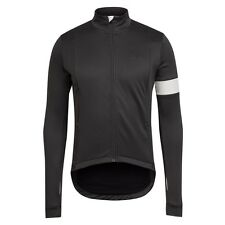 Rapha Winter Cycling Jersey Grey Long Sleeve Size Medium BNWT