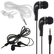 3.5mm In Ear Headphone Earphone Earbud Headset For Mobile Phone MP3 Tablet PC CD