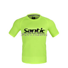 Santic Cycling Bicycle Bike Leisure Jersey Short Sleeve Outdoor Sport T-Shirt