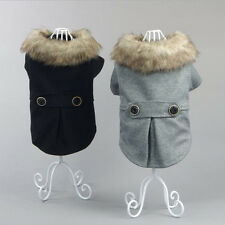 Dog Winter Warm Coat Luxury Jacket Puppy Clothes Pet Clothing Cat Apparel Costum