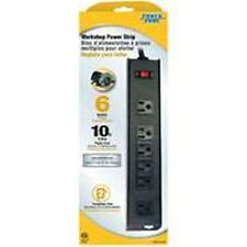 POWER ZONE OR801120 6 Outlet Strip with 10-Feet Cord [Tools & Home Improvement]