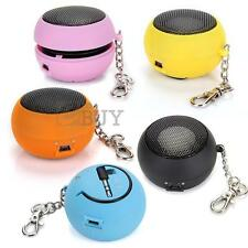 DK-601 Mini Capsule Speaker Rechargeable for MP3 Mobile Cell Phone