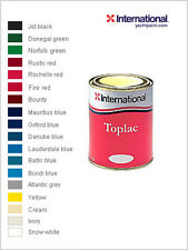 Brand New Boat Paint - International Toplac - 750ml - All colours available