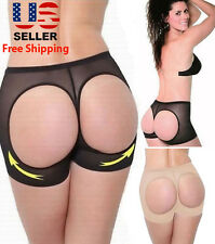 NEW BUTT LIFTER BOY SHORT BOOTY LIFT BOOSTER TUMMY CONTROL PANTY SHAPEWEAR