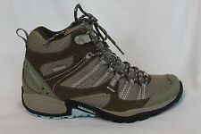 Merrell Tuskora Mid Waterproof Trail Hiking Women Boots MSRP $200 7 7.5 8 NEW