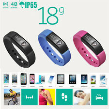 Bluetooth 4.0 Smart watch IP65 OLED for SM Galaxy S4 Note 2 3 LG G2 Android 4.3+