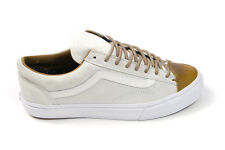 Vans CA Style 36 S&L in Blanc De Blanc Brand New in Box Sizes 8-13 Free Shipping