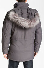 NWT North Face Mcmurdo Mens (Graphite) Hyvent Goose Down