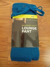 NWOT Mens Kenneth Cole Reaction Blue Lounge Sweat Pants Size L, XL, 2XL